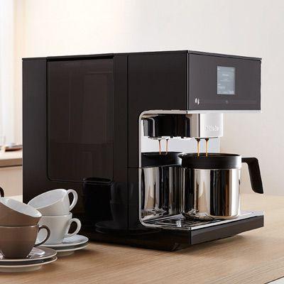 Kaffee und espressogeräte